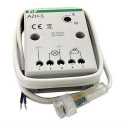 Interrupteur de capteur crépusculaire 12 V CA CC 16 A avec capteur discret sur trou mural