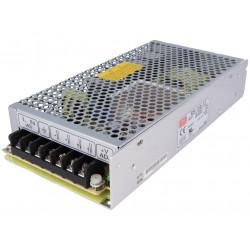 Fuente de alimentación conmutada universal estabilizada de 12V DC 12.5A RS-150-12