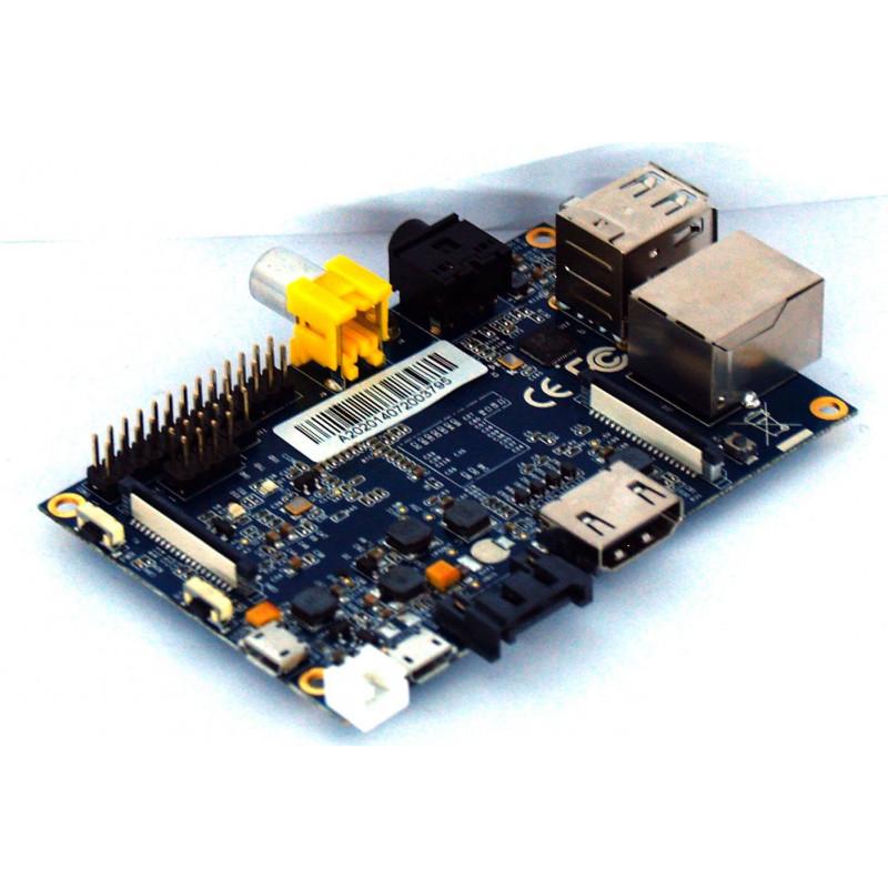 Embedded PC BananaPI ARM dual core 1GHz 1GB RAM, SATA, USB, IR, SD, HDMI