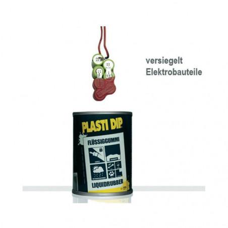 Gomma Liquida rossa barattolo Plasti Dip® 429ml resistenza UV e atmosferici