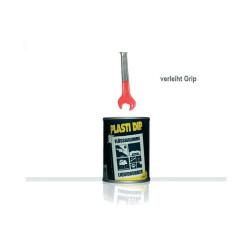Red Liquid Rubber Plasti Dip® Tarro de 429 ml Resistencia a los rayos UV y a la atmósfera