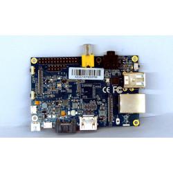 PC integrado BananaPI ARM dual core 1GHz 1GB RAM, SATA, USB, IR, SD, HDMI