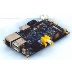 Eingebetteter PC BananaPI ARM Dual Core 1 GHz 1 GB RAM, SATA, USB, IR, SD, HDMI