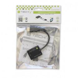 Himbeer-, Embedded-, Konsolen- und PC-kompatibles HDMI-VGA-Konverterkabel und Adapter