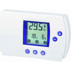 Termostato de calefacción de aire acondicionado electrónico programable digital