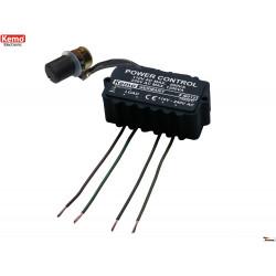 CONTROL DE POTENCIA 110-240V 600VA para motores, calefactores y bombillas