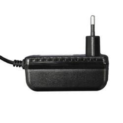 Switching power supply stabilized plug 12V DC 500mA plug DC standard