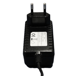 Alimentatore switching spina stabilizzato 12V DC 500mA plug DC standard