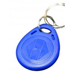 1 TAG RFID 125kHz EM4100 COLORED KEY RING