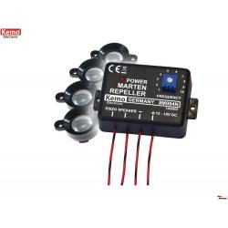 Kleintier Ultraschall-Störsender abweisende Hochleistungs-4-Wandler