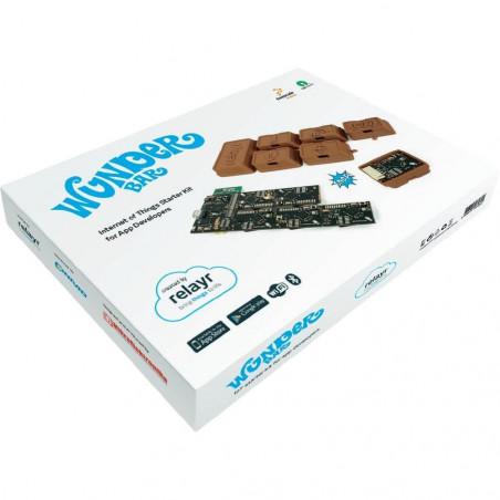 WunderBar Internet der Dinge Starter-Kit für WLAN und Bluetooth-Sensoren