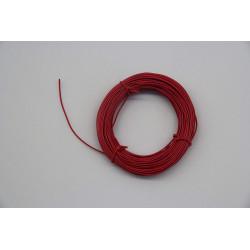 Matassa cavo per elettronica nero da 25 m FR 1x0,14 mmq  Electraline 19001