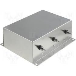 Filtre réseau triphasé EMI pour appareils électriques électroniques 250V 10A