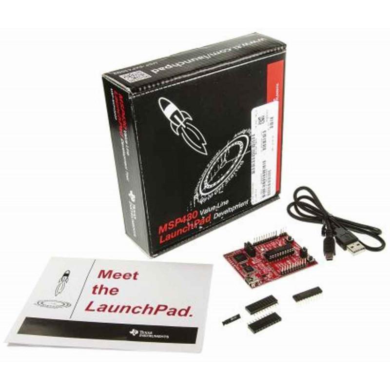 Kit di sviluppo a microcontrollore TI LaunchPad MSP430