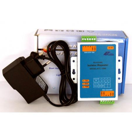 Répéteur répéteur prolongateur isolé protection de réseau de bus RS422 RS485 multimode