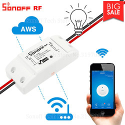 Sonoff RF ricevitore 433 MHZ Smart Wifi Remote Switch Wifi Interruttore 10A
