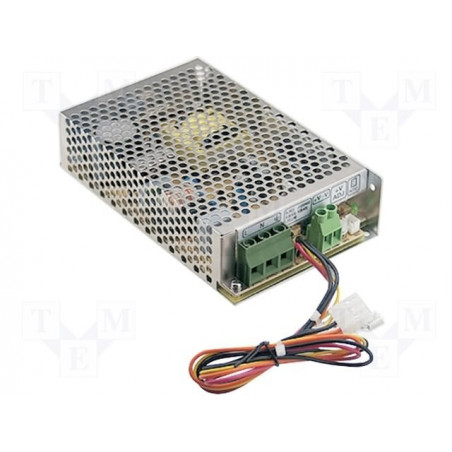 Alimentatore switching 13,8V 5,4A SCP-75-12 UPS batteria BACKUP