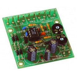 CALLING MULTITONE BELL Speaker output double power supply
