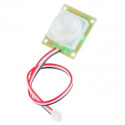 12V double element PIR SENSOR Arduino