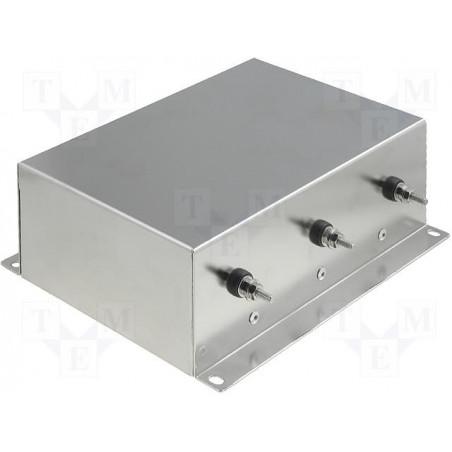 Filtro di rete antidisturbo EMI trifase dispositivi elettrici elettronici 250V 10A