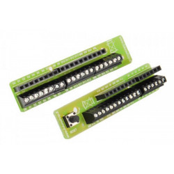 KIT ADATTATORI STRIP/MORSETTO PER ARDUINO - IN KIT DA SALDARE