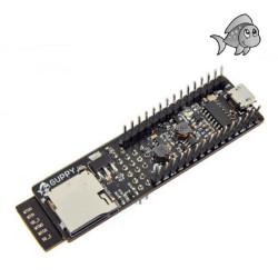 GUPPY - BOARD FISHINO NANO with WiFi, microSD reader, battery input