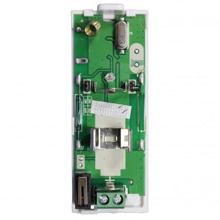 Sensore magnetico porta finestra antifurto a batteria wireless 868 MHz Defender