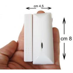 Magnetic sensor door window anti-theft wireless 868 MHz Defender