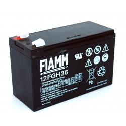 Batterie plomb GEL rechargeable 12V 9Ah pour UPS, photovoltaïque, alarmes