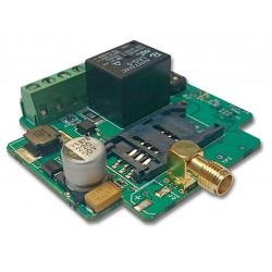 MultiOne GSM Telecontrollo Comunicatore GSM e apricancello 1 input 1 output