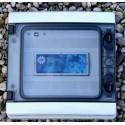 FREE8 Centralina gestione irrigazione USB intelligente 8 canali 24VAC 9VDC