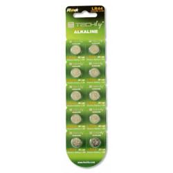SET 10pcs Alkaline Button Battery AG13 LR44 A76 GP76A 357
