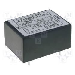 Filtro de red antiinterferencias EMI para circuitos impresos PCB de 250 V 10 A