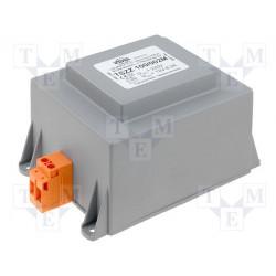 Transformateur encapsulé avec bornes 230V 12V 100VA TSZZM 100 / 002M