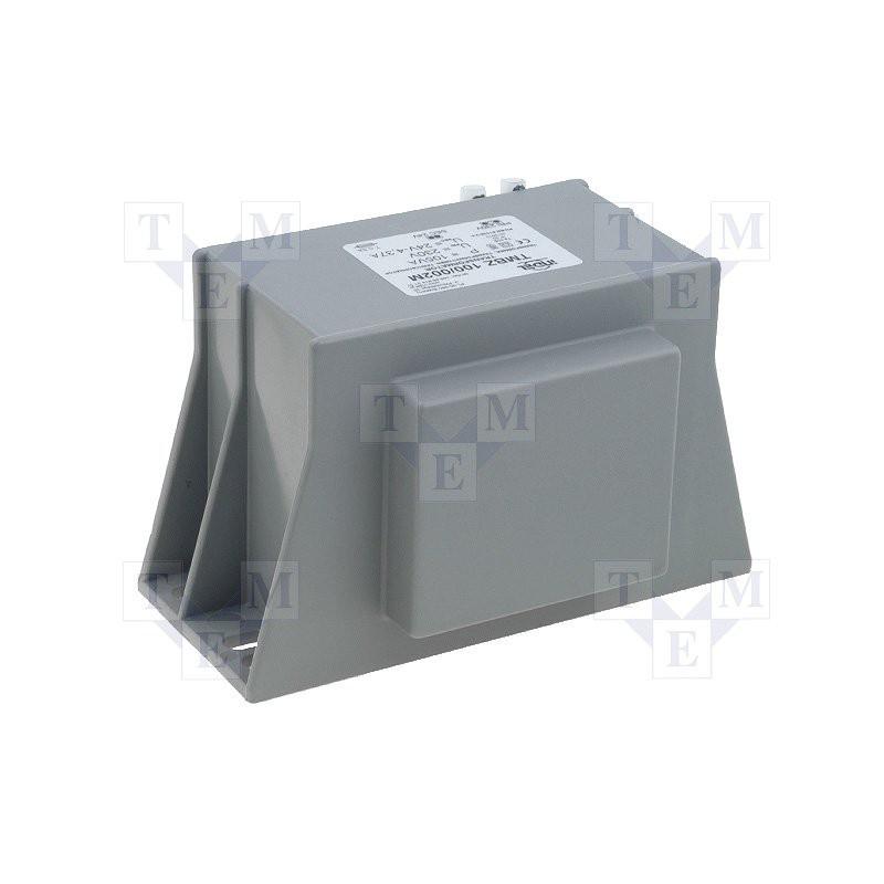 Transformador encapsulado con terminales 230V 24V 105VA TMBZ 100 / 002M