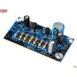KIT de preamplificador, súper banda ancha universal 10 Hz - 150 kHz 12V CC
