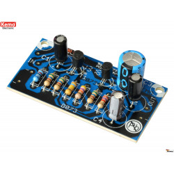 Pre-amplifier KIT, universal super broadband 10 Hz - 150 kHz 12V DC