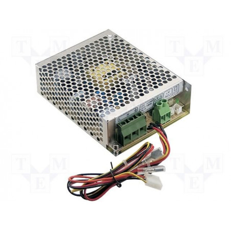 Switching power supply 27,6V 2,2A SCP-50-24 UPS battery BACKUP
