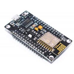 Scheda sviluppo Wireless IoT NodeMcu v3 LoLin WIFI ESP8266 con pcb Antenna CH340