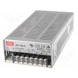 Universelles Schaltnetzteil PFC aktiv stabilisiert 5V DC 30A SP-150-5