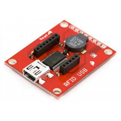 USB INTERFACE CARD FOR INNOVATIONS ID12 RFID READER MODULE
