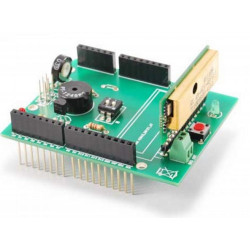 KIT SHIELD RICEVITORE RADIO HCS PER ARDUINO IN KIT DA SALDARE