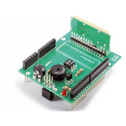 Radiocomando wireless shield Arduino elevata sicurezza con telecomando 12 CH