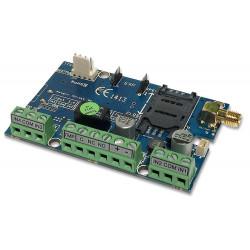 ProCon GSM Telecontrollo centrale allarme 5 zone 1 uscita sirena o apricancello