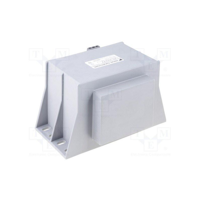 Transformador encapsulado con terminales 230V 24V 120VA TMBZ 120 / 002M
