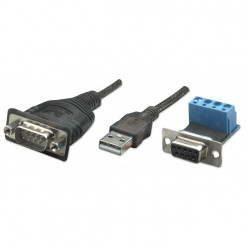 Professional USB RS485 FTDI cable converter for wired connection