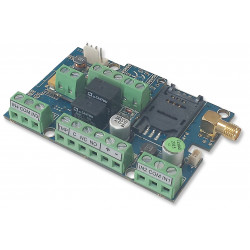 InterCom GSM interfaccia per citofoni filo analogici 4 abitazioni e apricancello