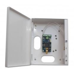 Armadio metallico contenitore Metal Box 125 x 155 x 52 mm con tamper