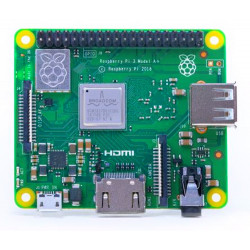 Raspberry Pi 3 Model A+ 64bit quad core 512MB RAM WiFi AC computer