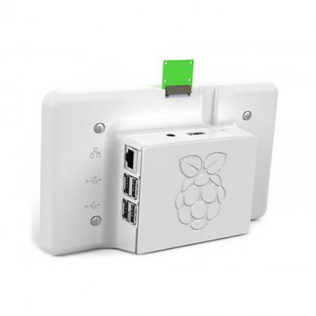 Contenitore per Touch screen LCD Raspberry Pi 2 B, Raspberry Pi 3 B, Raspberry Pi B+